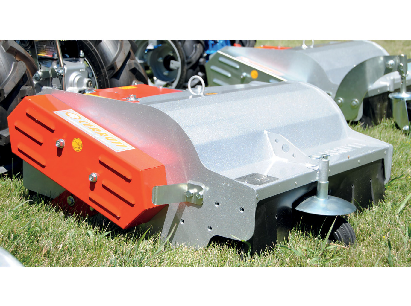 Trincia per motocoltivatori: FLAIL MOWERS FOR TWO WHEEL